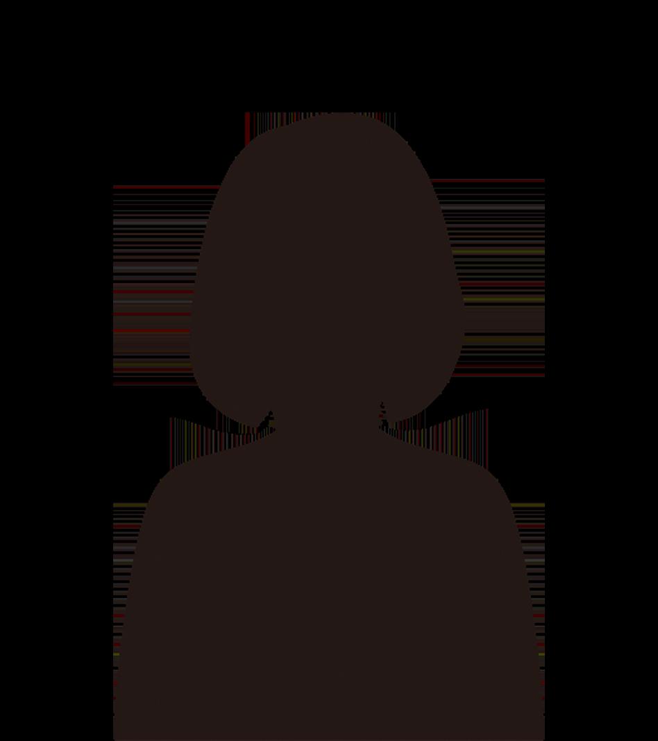 女性スタッフシルエット